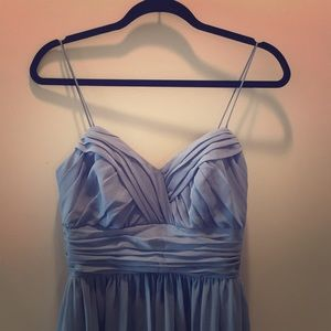 Alfred Angelo size 2 Cornflower Blue Gown